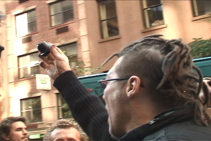 Demanding the NYPD Return the rest of my Camera