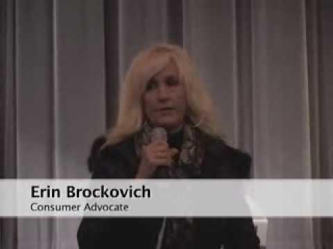Embedded thumbnail for Erin Brockovich Exposes WV's Eco Terrorists & Offers Advice on How To Protect Yourself