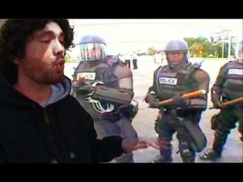Embedded thumbnail for Police State ~ music video from VOICE