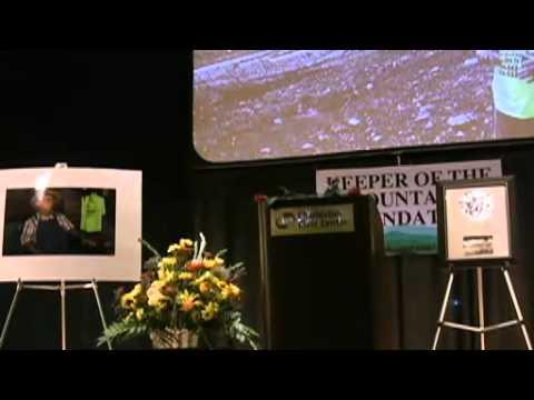 Embedded thumbnail for Larry Gibson Memorial (raw from livestream) part 1