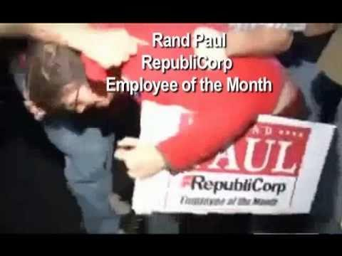 Embedded thumbnail for The Rand Paul Stomp ~ music video