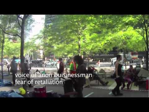 Embedded thumbnail for Anon Businessman Speaks Out ~ Occupy Wall St.