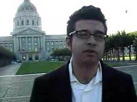 Embedded thumbnail for Mayor of San Francisco Candidate; Josh Wolf on Taxes