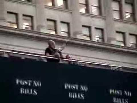 Embedded thumbnail for Ground Zero 911 ~ George Bush Visit