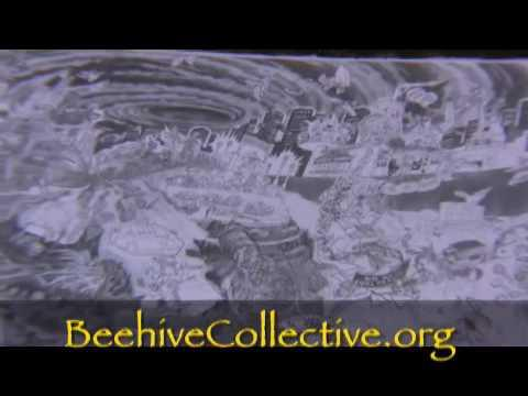 Embedded thumbnail for Beehive Collective Coal Poster Tour