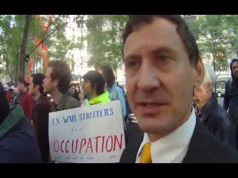 Embedded thumbnail for Occupy Wall Street ~ Day 2