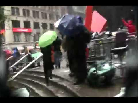 Embedded thumbnail for A Cold Play on Occupy Wall Street