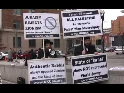 Embedded thumbnail for Judaism Rejects Zionism: AIPAC