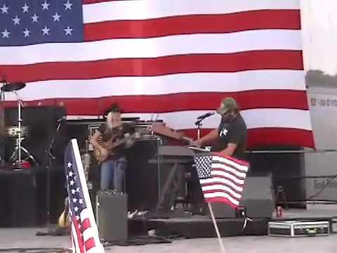 Embedded thumbnail for Friends of America Rally - Hank Williams Jr.