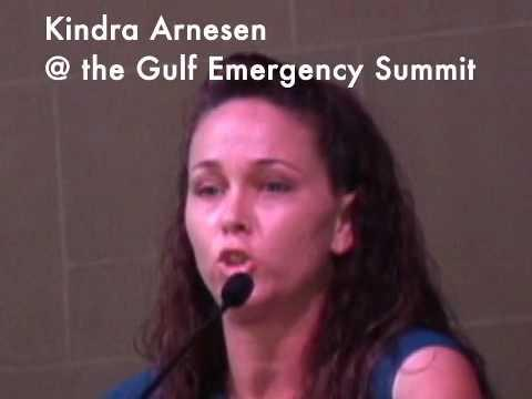 Embedded thumbnail for BP Oil Spill: Kindra Arnesen Venice LA Needs to Evacuate