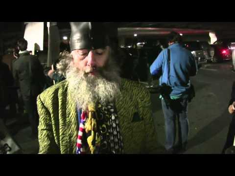 Embedded thumbnail for Santorum Handlers Physically Assault Vermin Supreme's Entire Staff