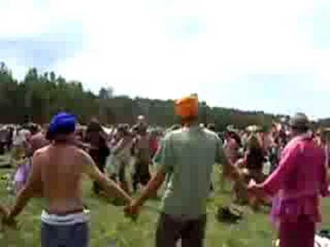 Embedded thumbnail for Kids Village Attacked by Police @ National Rainbow Gathering