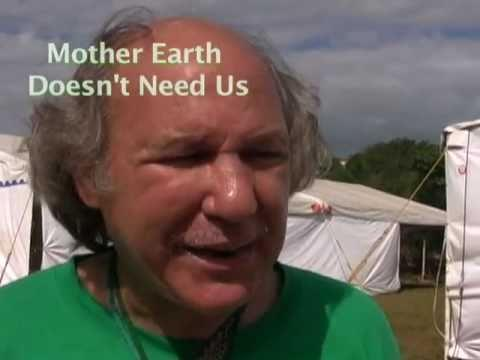 Embedded thumbnail for mother earth doesn't need us
