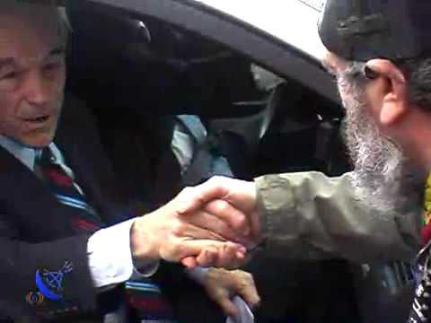 Embedded thumbnail for Ron Paul John Edwards Vermin Supreme in NH